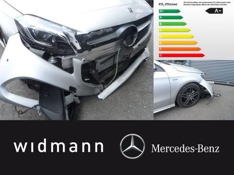 Mercedes A 200 d PEAK UNFALL Automatik