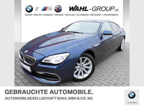 BMW 640 d xDrive Gran Coupé  