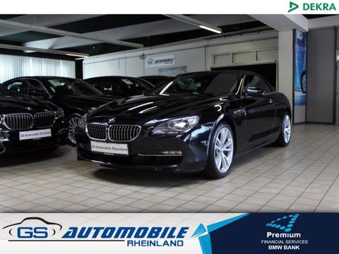 BMW 640 i Cabrio Sport NaviProf 36r