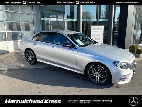 Mercedes-Benz E 220 d Lim AMG-Line°NightPaket°°