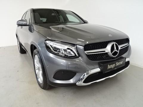 Mercedes-Benz GLC 220 d Coupé °