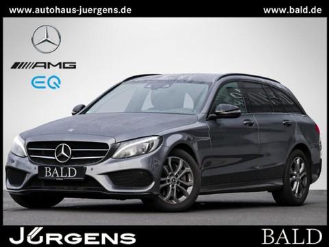 Mercedes-Benz C 220 d T AMG-Sport Night 18