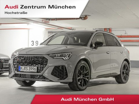 Audi RSQ3 plus Sportabgasanl Assistenz