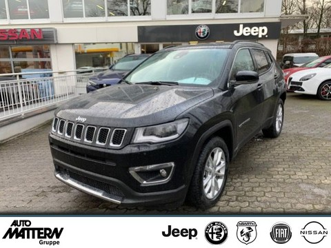Jeep Compass 1.3 Limited GSE T4