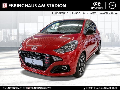 Hyundai i10 1.0 N-Line EU6d Multif Lenkrad