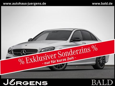 Mercedes-Benz C 300 AMG-Sport Night Burm 19