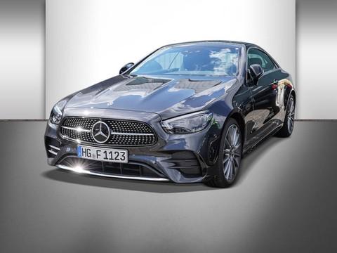 Mercedes-Benz E 450 C Business AMG Line Fahrassistent