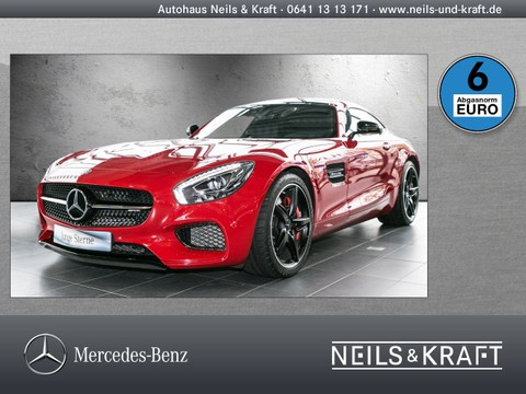 Mercedes AMG GT S Coupe Speedshift
