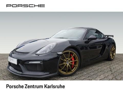 Porsche Cayman 3.8 GT4 Vollschalensitze 20-Zoll