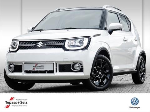 Suzuki Ignis 1.2 Intro