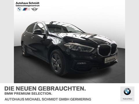 BMW 118 i Live Sonnenschutz