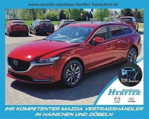 Mazda 6 G194 EXCLUSIVE DISPLAY