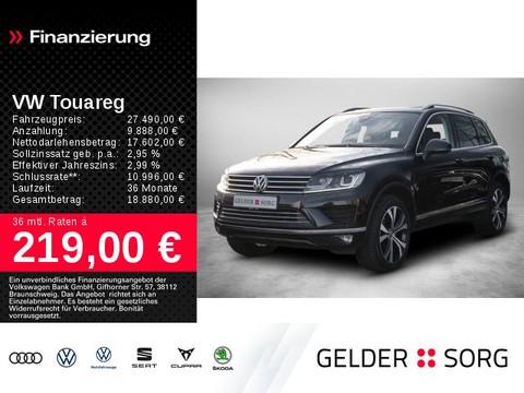 Volkswagen Touareg V6 TDI R-Interieur 20Z Light