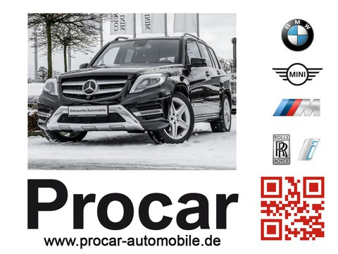 Mercedes GLK 250 aktiv Schn