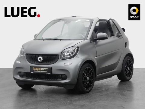 smart ForTwo cabrio electric drive Sportpaket