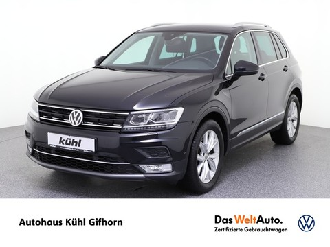 Volkswagen Tiguan 2.0 TDI Highline Rear Vi