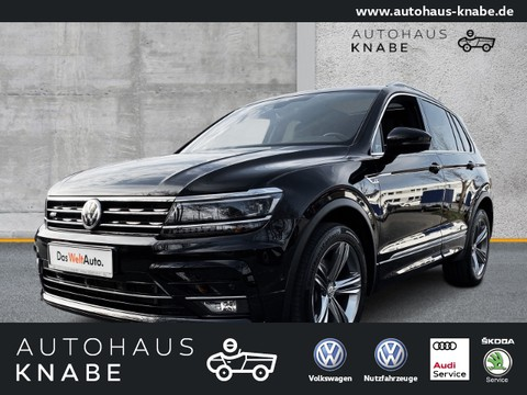 Volkswagen Tiguan 2.0 TDI Highline R-LINE