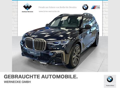 BMW X7 Gestiksteuerung B&W Surround