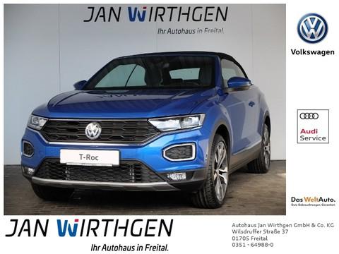 Volkswagen T-Roc 1.5 TSI Cabriolet Style
