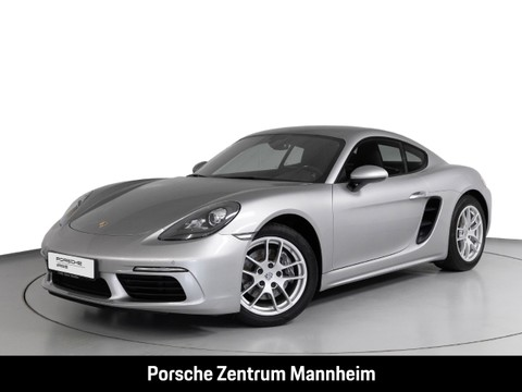 Porsche Cayman 718 2-Zonen