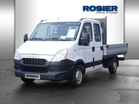 Iveco Daily 35 15 DoKa Pritsche lang