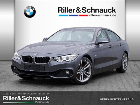 BMW 430 Gran Coupe Sport Line HGSD