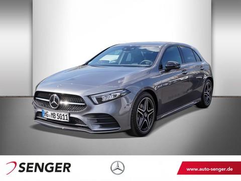 Mercedes-Benz A 180 d AMG Edition 2020 Line MBUX-HighEnd