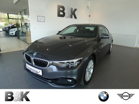 BMW 440 i Coupé Leasing mtl 469 - o Anzahlung