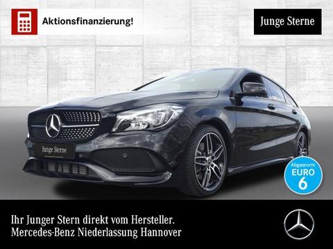 Mercedes CLA 220 SB AMG Night GO Laderaump