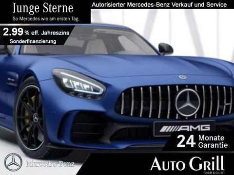 Mercedes-Benz AMG GT R Roadster CARBON Sitzklima