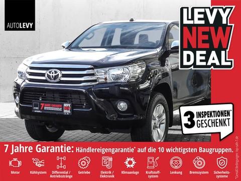 Toyota Hilux Double Cab Comfort AUTOMATIK