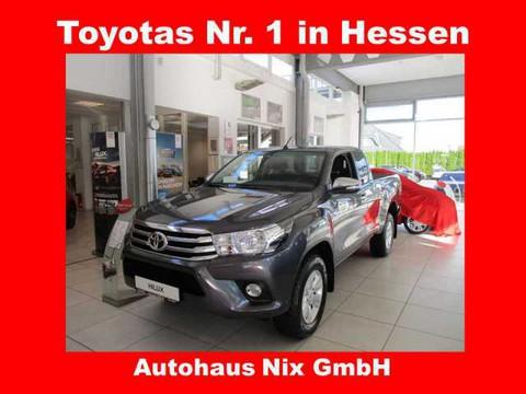 Toyota Hilux 2.4 D-4D Extra Cab Duty Comfort