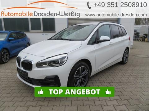 BMW 216 Gran Tourer 0.5 i Sport Line UPE 440€