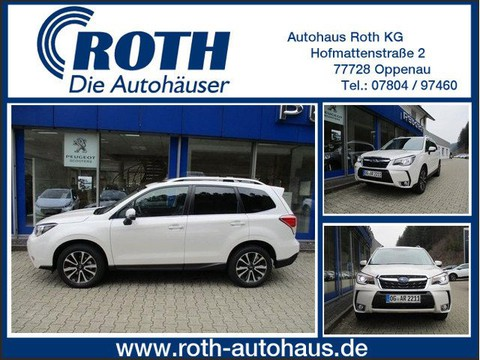 Subaru Forester 2.0 D Lineartronic Sport