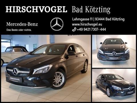 Mercedes-Benz CLA 180 d SB Chrom-Paket