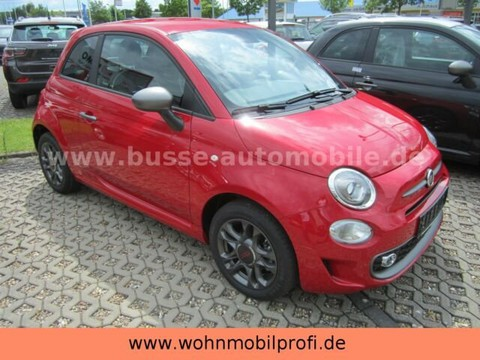 Fiat 500 Lim Sport AppleCarplay