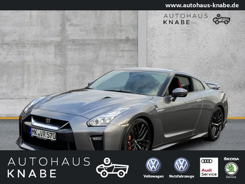 Nissan GT-R 3.8 Coupe V6 Black Edition
