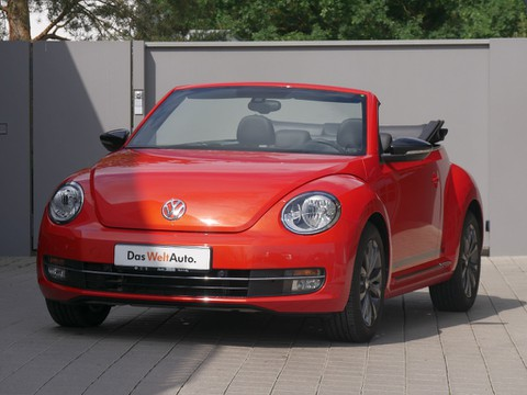Volkswagen Beetle Cabriolet CLUB TDi NW