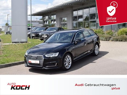 Audi A4 2.0 TDI Avant Sport S-Line
