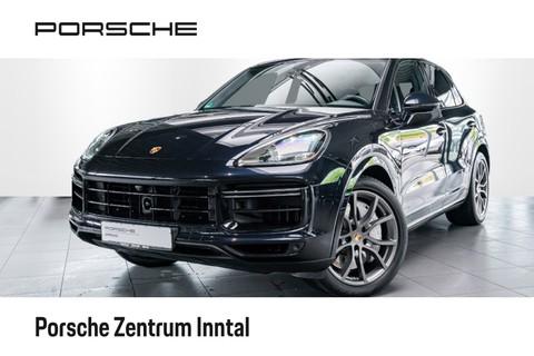 Porsche Cayenne Turbo | Hinterachslenkung |