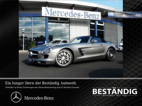 Mercedes SLS AMG Roadster ###Alubeam