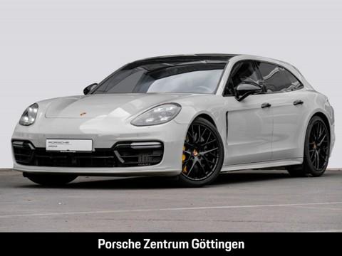 Porsche Panamera Turbo Sport Turismo Burmester