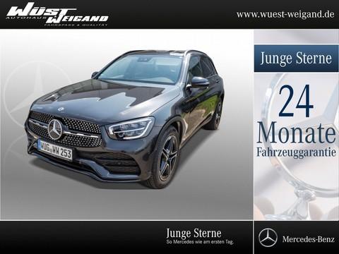 Mercedes-Benz GLC 200 AMG-Line Night
