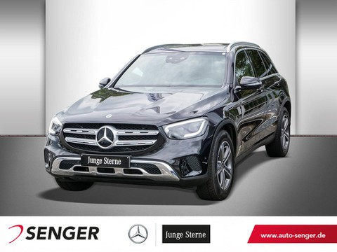 Mercedes-Benz GLC 200 AMG-LINE BUSINESS ASSISTENZ-P