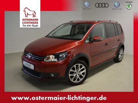 Volkswagen Touran 2.0 TDI CROSS CLIMA