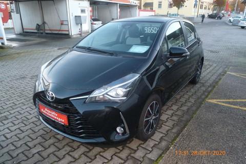 Toyota Yaris 1.0 VVT-i Team Deutschland