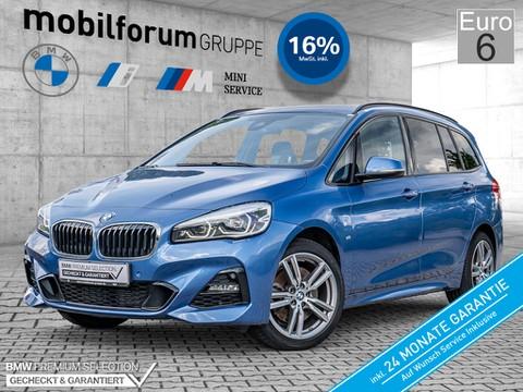 BMW 220 i Gran Tourer M-Sport
