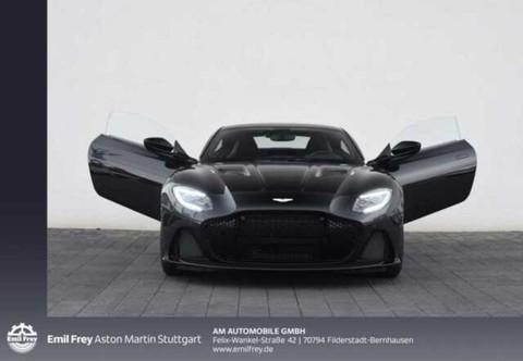 Aston Martin DBS Superleggera aus Privatbesitz