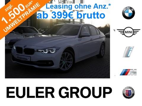 BMW 330 i SAG Sport Line