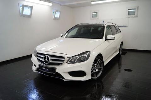 Mercedes-Benz E 500 T BE AMG LINE|||